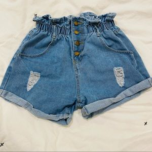 Shein super cute shorts! Size large